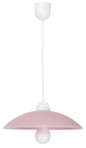 Pendelleuchte Cupola range rosa