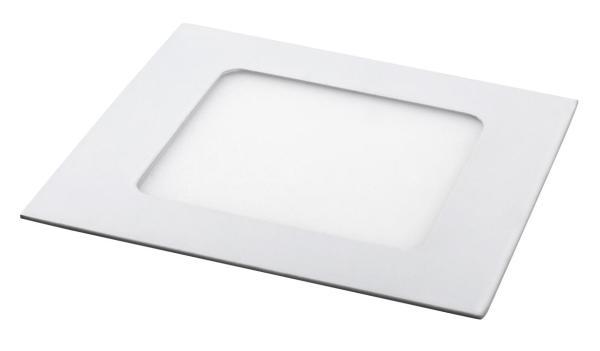 LED Einbauleuchte LOIS mattweiß naturalweiß quadratisch 120mm