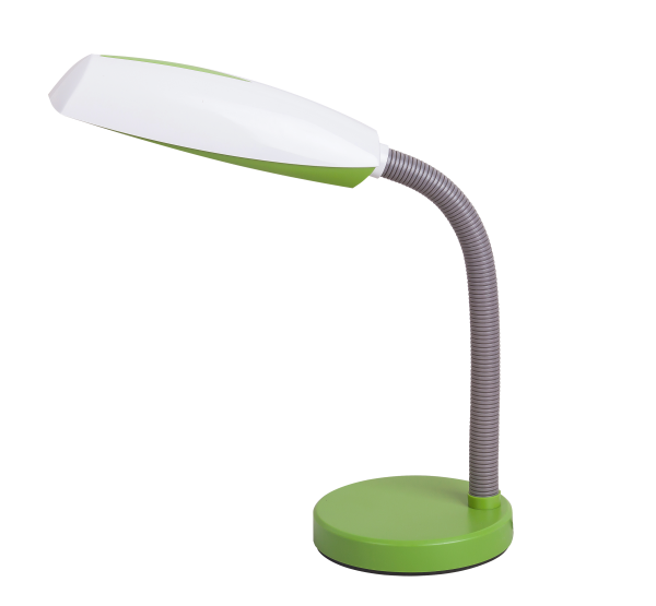 Schreibtischlampe grün Kinder Dean E27