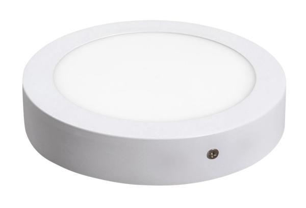 LED Deckenleuchte LOIS in mattweiß naturalweiß Ø170mm