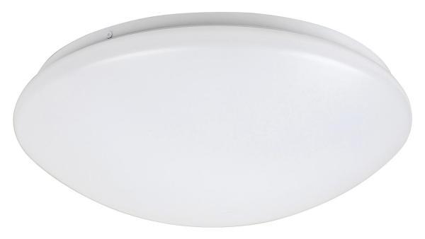 Deckenleuchte IGOR weiß mit LED-Board rund Ø300mm