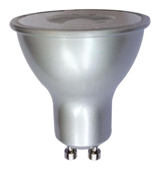 SMD-LED GU10 7W 500lm 3000K