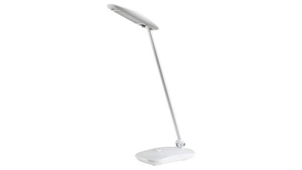LED Norris Schreibtischlampe, weiß, 4W