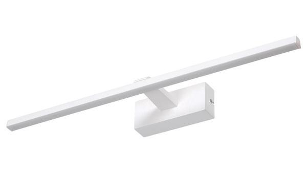 LED Wandleuchte matt weiss LED-Board 12W A 4000K 795lm IP23