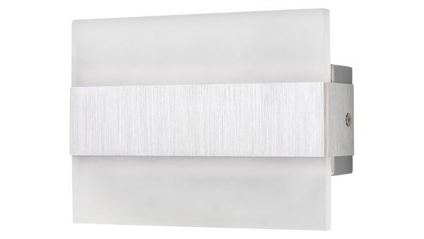 LED Wandleuchte gebürstetes Aluminium LED-Board 4W A 3000K 180lm IP20