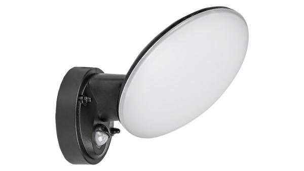 Varna, LED Außenwandleuchte mit Sensor