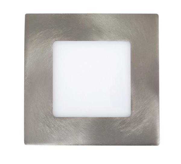 LED Einbauleuchte Lois chrom 90mm