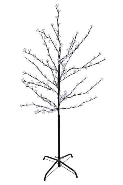 LED-Kirschblütenbaum outdoor-geeignet Dekoleuchte Kupfer/Eisen/Kunststoff