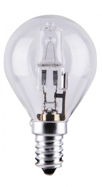 Halogen Leuchtmittel E14 42W 3000K warmweiß Dimmbar