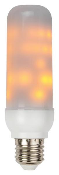LED Leuchtmittel E27 mit Flammeneffekt