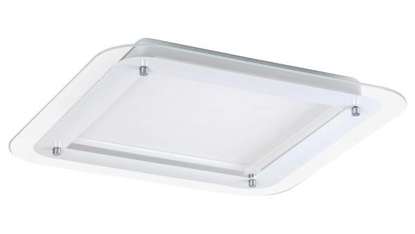 Lorna, LED Deckenleuchte, weiß, modern