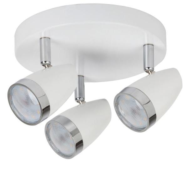 LED Deckenleuchte 12W 840lm weiß warmweiß 3000K