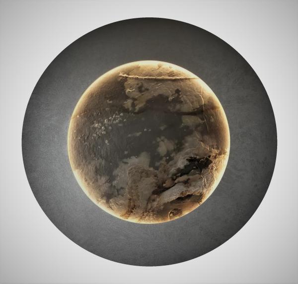 LED Designleuchte Planet Magallan