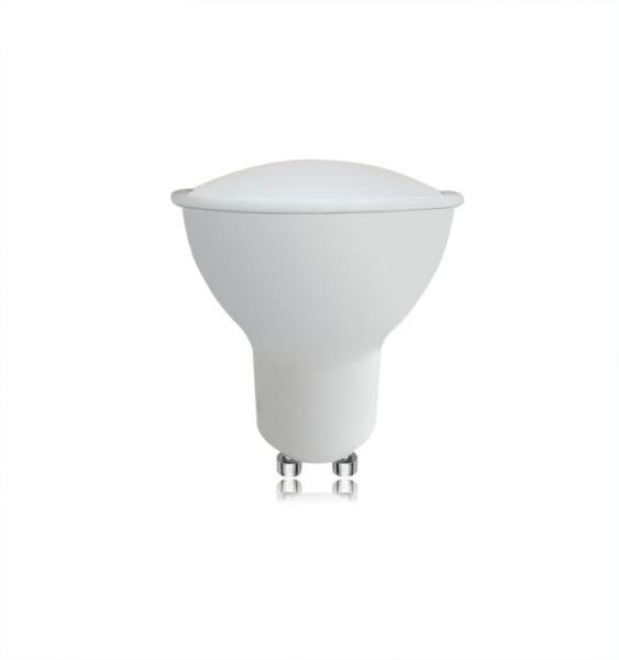 LED Leuchtmittel GU10 Helligkeitsstufen warmweiß