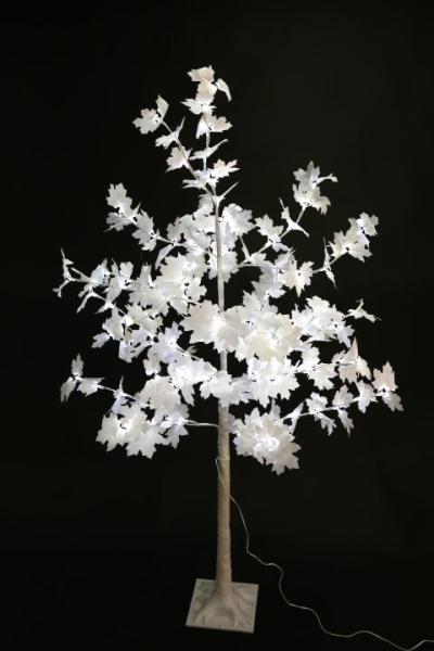 LED-Baum Ahorn outdoor-geeignet Dekoleuchte Kupfer/Kunststoff