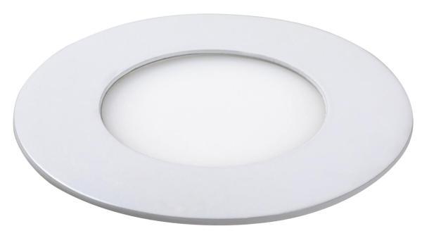LOIS LED Einbauleuchte in mattweiß