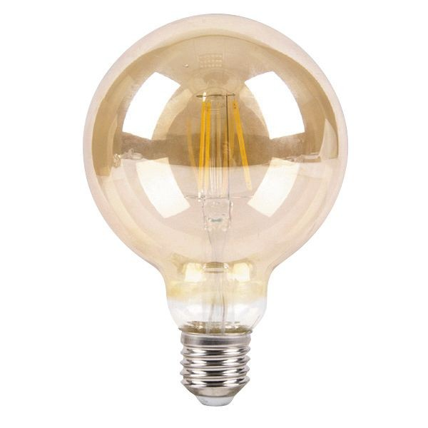 LED Filament Leuchtmittel E27 6W 2700K warmweiß