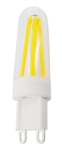 LED Filament Leuchtmittel G9 35W 2700K warmweiß dimmbar