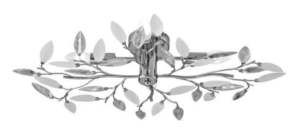 Deckenleuchte aus Metall Lilian chrom E14