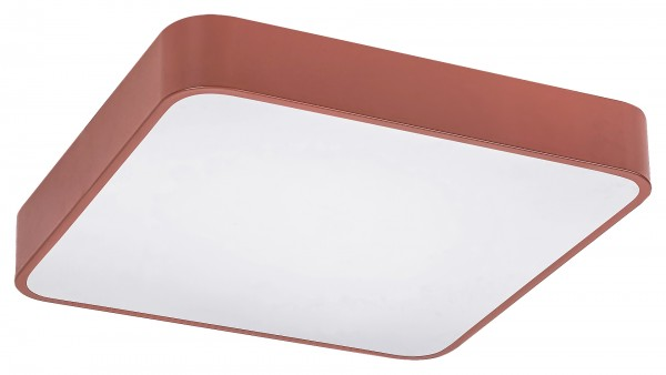 Nelson, LED Deckenleuchte, 36W, rosa