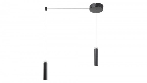 LED Pendelleuchte schwarz LED-Board 14W A 3000K 920lm IP20