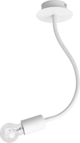 Deckenleuchte E27 FLEX weiß modern