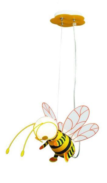 Kinderzimmerlampe Biene 1 flammig E27