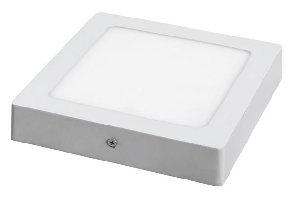 LED Deckenleuchte weiß 12W Lois Metall/Kunststoff 4000K naturalweiß 800lm