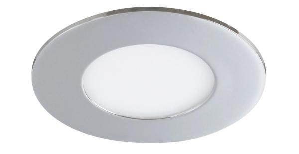 LED Einbauleuchte Lois warmweiß