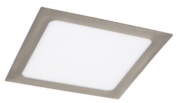 LED Einbauleuchte Lois chrom 220mm