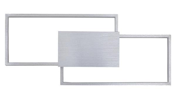 LED Wandleuchte gebürstetes Aluminium LED-Board 18W A 3000K 1293lm IP20